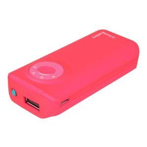 Urban Factory Batterie de secours de poche 4400 mAh pour smartphones