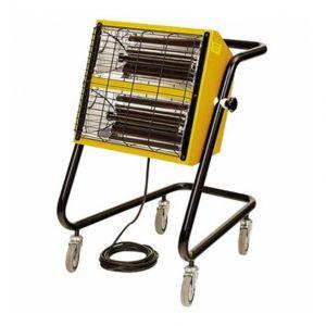 3902044 - Radiateur chauffage infrarouge électrique 3000 Watts