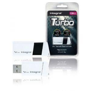 Integral INFD128GBTURBW3.0 - Clé USB 3.0 128 Go