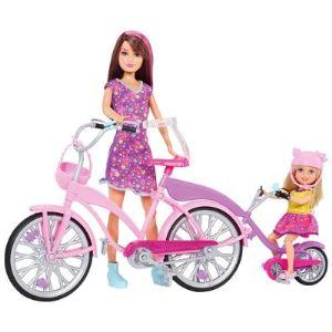 Mattel Tandem Skipper et Chelsea