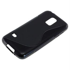 Mtp products 130938 - Coque en TPU S-Curve pour Samsung Galaxy S5 mini