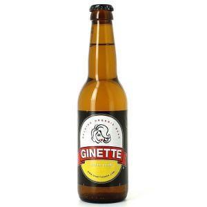 Ginette Bière Blonde Bio 33cl