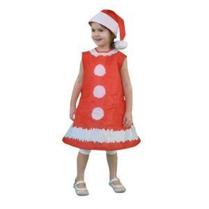 Déguisement de Noël fille (4-6 ans)