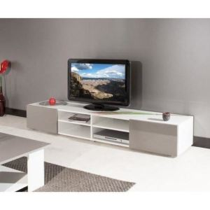 Banc TV Mango 2 tiroirs (185 cm)