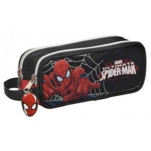 Safta Double trousse Spiderman