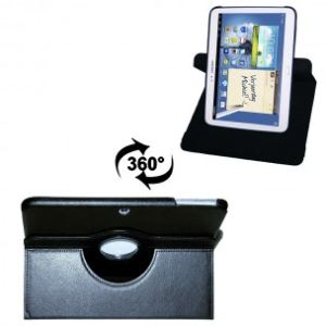 LambeMu E9N2-SCS-1248 - Housse support 360° luxe pour Samsung Tab 3 10.1