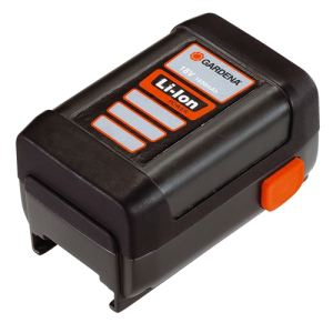 Gardena 8839-20 - Batterie Ion Lithium 18V pour coupe bordure sans fil