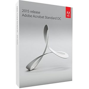 Acrobat Standard DC 2015 pour Windows