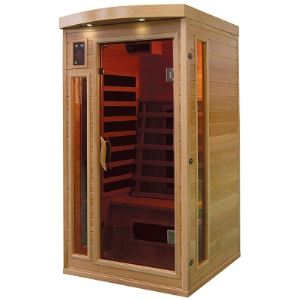 France Sauna Apollon 1 - Sauna cabine infrarouge pour 1 personne