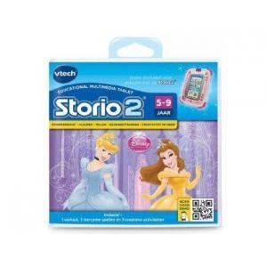 Vtech Jeu Storio 2 Princesses Disney version Neerlandaise