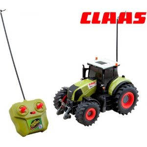 Happy People Claas Axion 850 - Tracteur radiocommandé 1:28