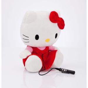 Bluestork BS-KITTY-PLUSH - Peluche Hello Kitty avec enceintes intégrées