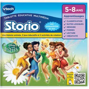 Vtech Jeu tablette Storio 2 et générations suivantes : Les Fées Disney