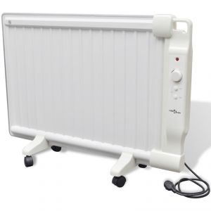VidaXL 50339 - Radiateur à pétrole 1500 Watts