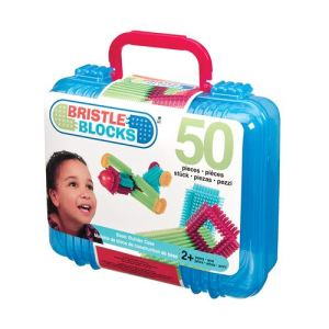 Bristle Blocks Mallette Basic Builder Case 50 pièces