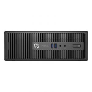 HP T4R69ET - ProDesk 400 G3 avec Core i3-6100 3,7 GHz