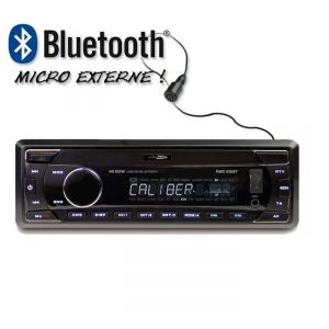 Caliber RMD231BT - Autoradio MP3/USB/SD Bluetooth (4 x 45 Watts)