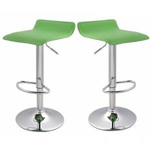 chaise et tabouret de bar vert comparer 223 offres. Black Bedroom Furniture Sets. Home Design Ideas