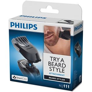 Philips RQ111/50 - Tondeuse à barbe clipsable pour rasoirs Arcitec, SensoTouch 2D et 3D