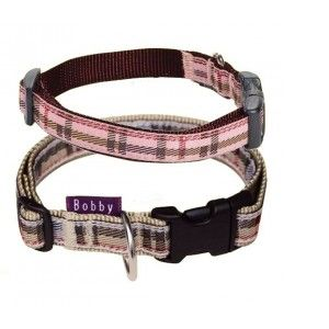 Bobby So British - Collier en nylon pour chien