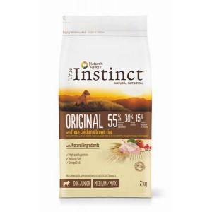 True instinct Original Medium Maxi Junior Chicken - Sac 2 kg