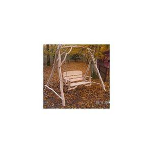 Balancelle de jardin en bois comparer 34 offres - Mobilier de jardin bois ...