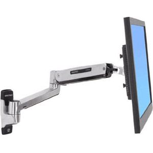 Ergotron LX Sit-Stand Wall Mount LCD Arm