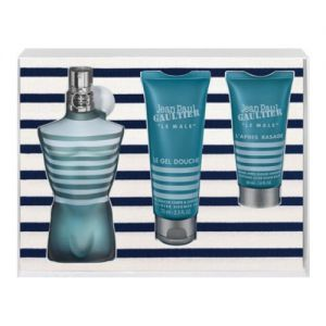 Le male jean paul gaultier comparer 113 offres - Gel douche jean paul gaultier le male ...