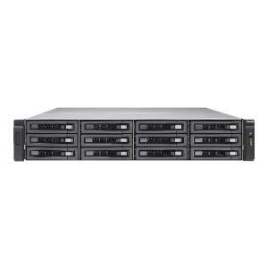 Qnap TS-EC1280U-RP - Serveur NAS GigaEthernet 12 baies