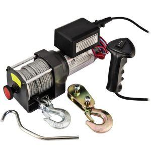 Ribitech PE12V/2500 - Treuil électrique 12V à fixer