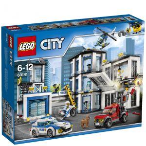 Lego 60141 - City : Le commissariat de police