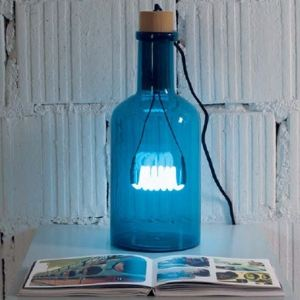 Seletti Lampe à poser Bouché avec néon