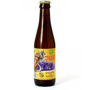 Brasserie de silenrieux Bière de Sarrasin Bio Sara 6.0 % vol. 25cl