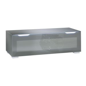 meuble tv gris comparer 988 offres. Black Bedroom Furniture Sets. Home Design Ideas