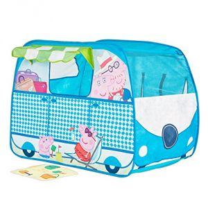 Worlds Apart Tente de jeux mini van Peppa Pig