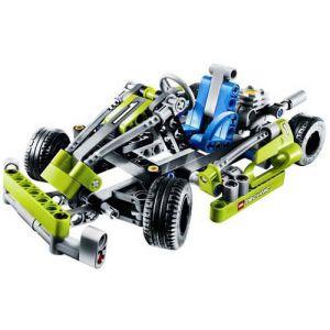 Lego 8256 - Technic : Le kart
