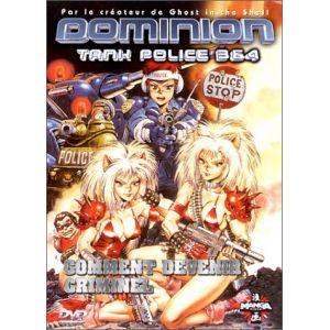 Coffret Dominion : Tank Police 3 et 4