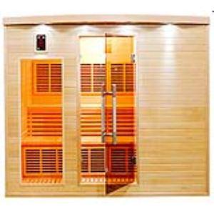 France Sauna Apollon 5 - Sauna cabine infrarouge pour 5 personnes