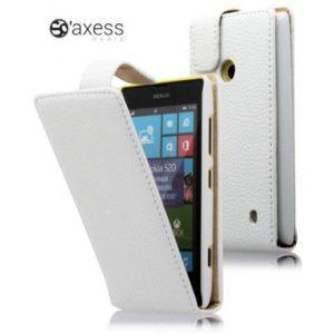 So'axess HOUNO520SAWV2 - Housse à clapet pour Nokia Lumia 520