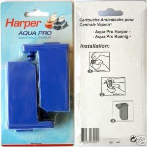 H.Koenig 2 cassettes anti-calcaire Aquapro (3 mois)