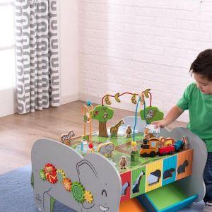 table d 39 activite bebe comparer 15 offres. Black Bedroom Furniture Sets. Home Design Ideas