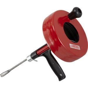 Virax 290600 - Déboucheur manuel à tambour