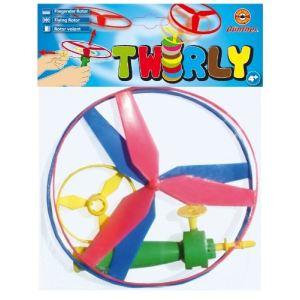 Gunther Twirly hélice avec starter
