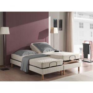 matelas relaxation 2x70x190 comparer 136 offres. Black Bedroom Furniture Sets. Home Design Ideas