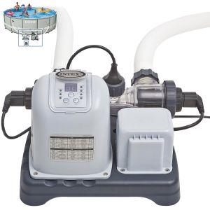 Intex Ecostérilisateur au sel pour piscine jusqu'à 26,50 m3