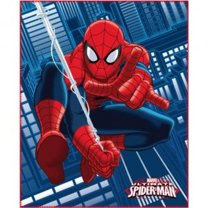 Cti Plaid polaire Marvel Ultimate Spiderman (110 x 140 cm)