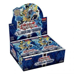 Konami Cartes à collectionner booster Yu Gi Oh! Lillusion des ténèbres