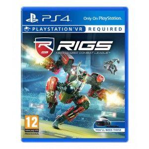 Rigs - Playstation VR sur PS4