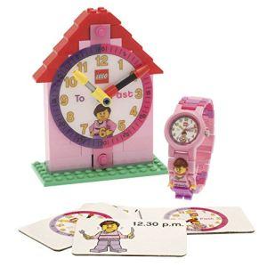 Lego 9005039 - Montre d'apprentissage pour fille