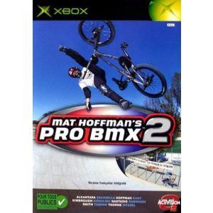Mat Hoffman's Pro BMX 2 sur XBOX
